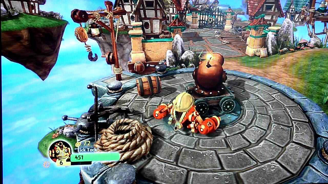 Shattered Island Legendary Treasure