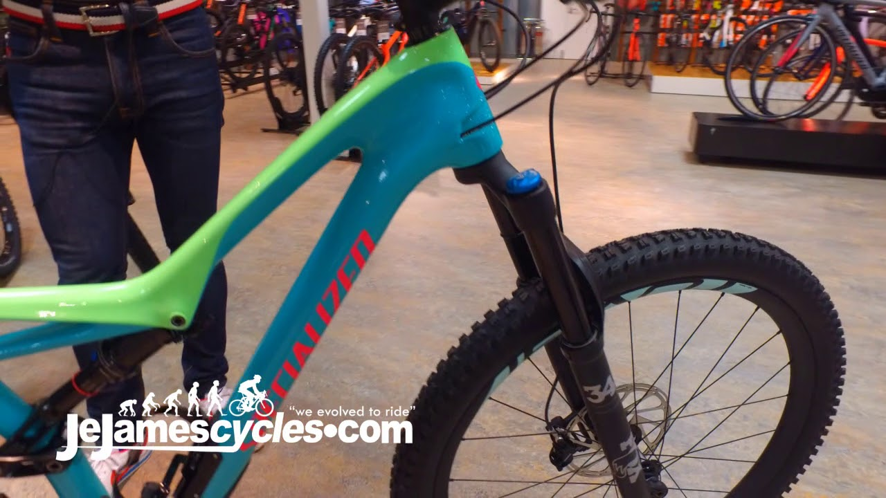 Specialized Stumpjumper FSR Mountain Bike 2018