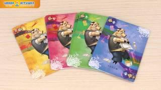 Карточная игра «Свинтус», новая версия