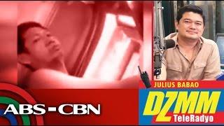 DZMM TeleRadyo: Jeepney driver in viral video denies molesting passenger