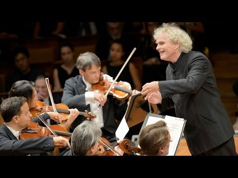 Mozart: Symphony No. 40 / Rattle · Berliner Philharmoniker