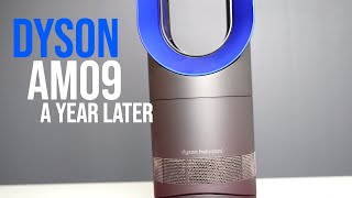 Revisiting The Dyson AM09 Hot + Cold Bladeless Fan A Year Later