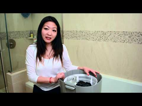Eco-Friendly Ways to Wash Your Clothes Without a Machine : Green Living Tips