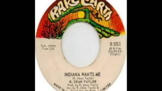 R. Dean Taylor - Indiana Wants Me (1970)