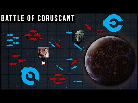 How the Republic Won the Battle of Coruscant | Star Wars Battle Breakdown