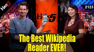 The Best Wikipedia Reader EVER! - Hak5 2123
