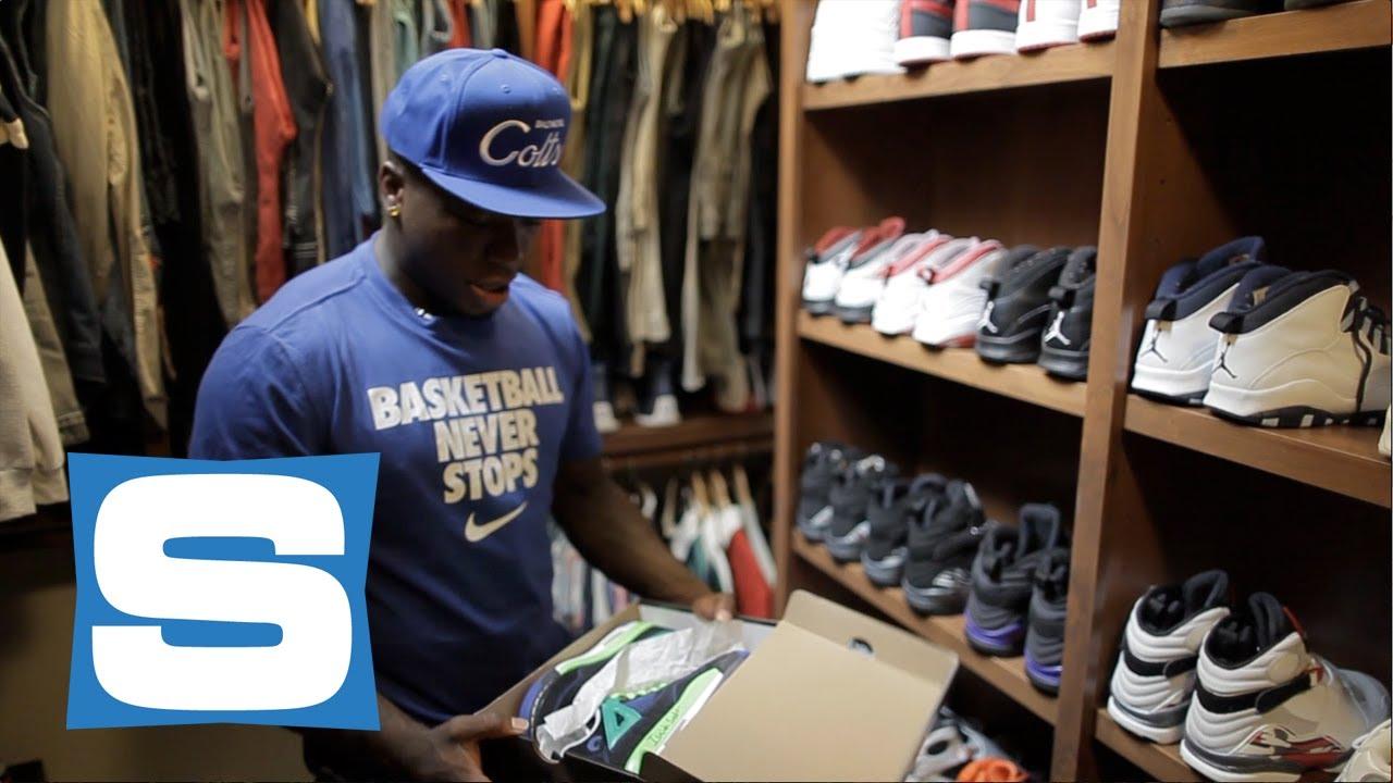 Nate Robinsonu0027s Sneaker Closet // Part 1   YouTube