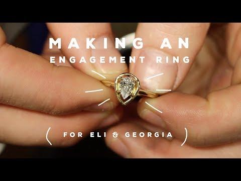 Eli & Georgia's Engagement Ring