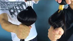 Best Hair vendor Teach you Hair Quality before your purchase of Remy Hair y Natural Virgin Hair