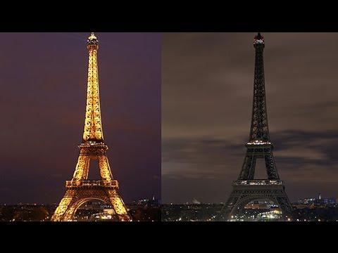 Earth Hour 2015 around the world