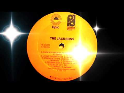 The Jacksons - Show You The Way To Go (Epic/Philadelphia Intern. Records 1976)