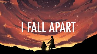 Post Malone - I Fall Apart (Lyrics) 🎵