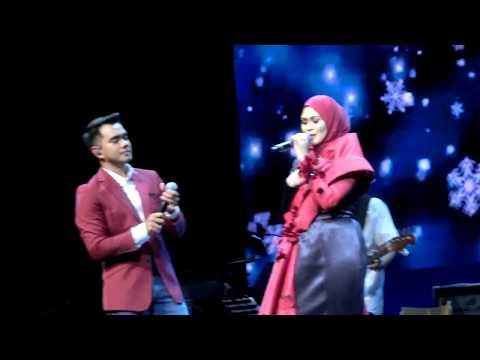 Just Us (HD) Siti Nordiana & Alif Satar - Sebenarnya