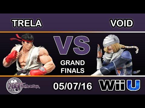 2GGT: Pink Fresh Saga - Trela (Ryu) Vs. 2GG   VoiD (Sheik) Grand Finals - Smash Wii U