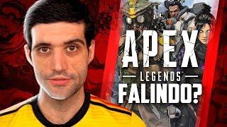 Apex Legends fracassou totalmente E 2 bilhoes de contas excluidas