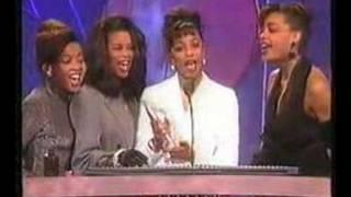En Vogue 1990 award acceptance