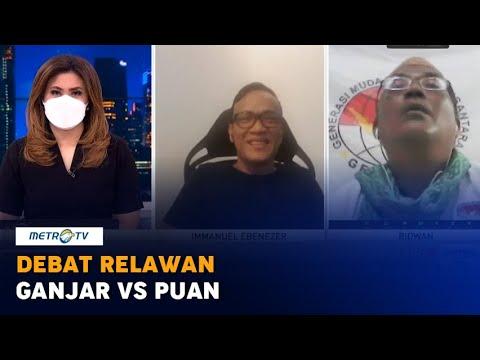 Download Debat Relawan Ganjar Vs Gema Puan: Kami Hadir Melawan Buzzer
