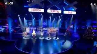 Amira Willighagen - Results Semi-Finals Holland's Got Talent - Part 1 - 21 December 2013