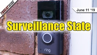 Ring Doorbells Create a Surveillance State - ThreatWire