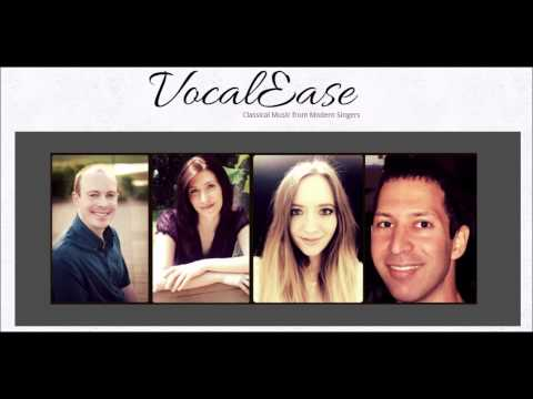 Can't Take my Eyes off of You - performed by VocalEase