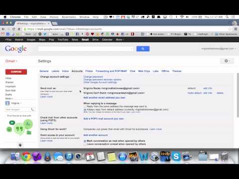 Change your display name in Gmail (and other Google services)