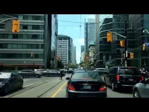 جولة في وسط مدينة تورونتو في كندا 🇨🇦Toronto city tour in Canada 🇨🇦