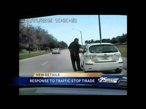 Controversial exchange between woman and PBSO deputy gains national attention