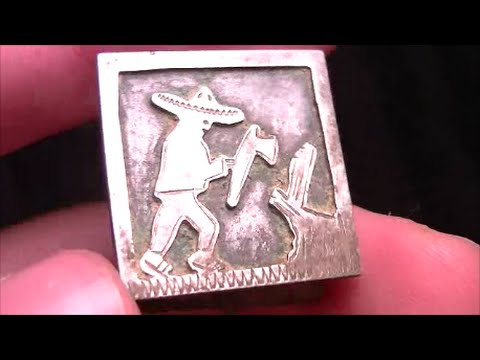 TREASURE Found in my Metal Detecting Junk Bin! + Silver Stac