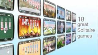 Solitaire Wii / WiiWare™ trailer