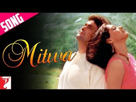 Mitwa Song | Chandni | Rishi Kapoor | Sridevi | Lata Mangeshkar | Babla Mehta