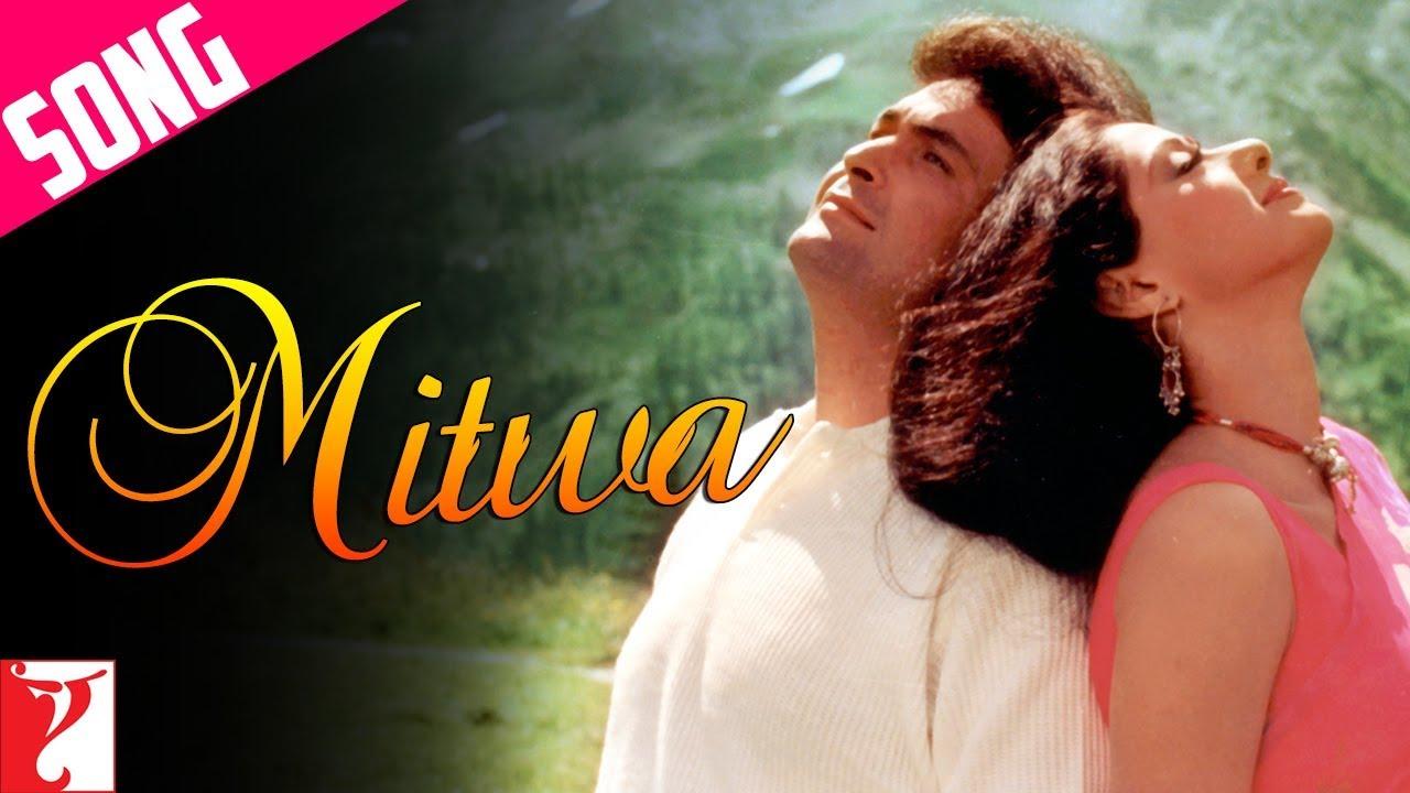 Mitwa Song Chandni Rishi Kapoor Sridevi Lata Mangeshkar