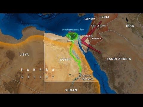 Egypt's Geographic Challenge