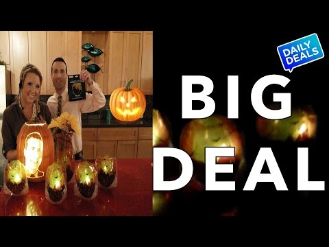 Halloween Ideas, Cheap Halloween Decorations, DIY Tutorial ► The Deal Guy