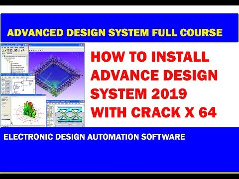 How to Install Advanced Design System (ADS) | Keysight 2019