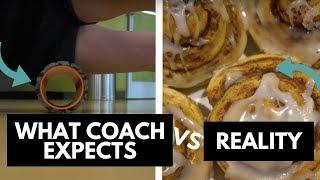 Coach's Expectations VS Reality