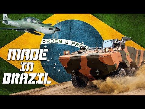 Armas Feitas no Brasil