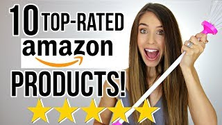10 Best TOP-RATED Amazon Products YOU NEED!