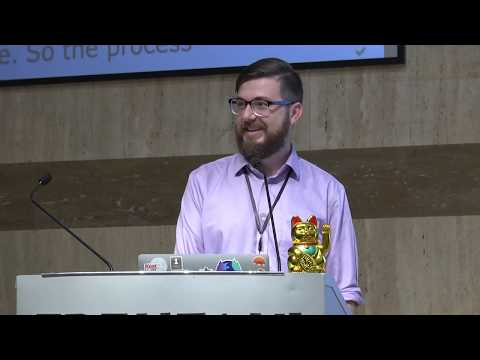 RustFest Rome 2018 -  Aaron Turon: Grappling With Growth, And Other Good Problems To Have