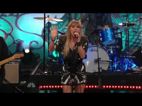Grace Potter & the Nocturnals - Medicine (Live on Jay Leno)