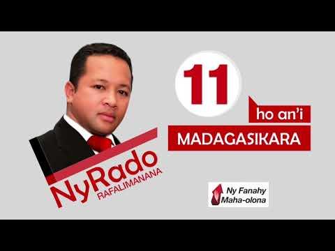 EMISSION SPECIALE NY RADO RAFALIMANANA DU 31 AOUT 2018 BY TV PLUS MADAGASCAR
