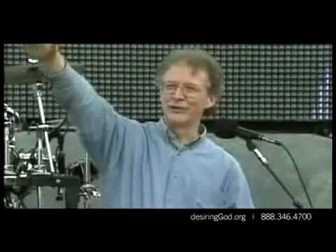 John Piper - Don't Waste Your Life (Clip from Passion OneDay 2000)