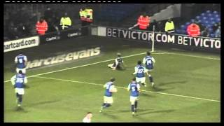 Ipswich Town Goal of the Season 2013/14