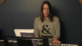 Pieces - Rob Thomas cover - Alicia Deschenes