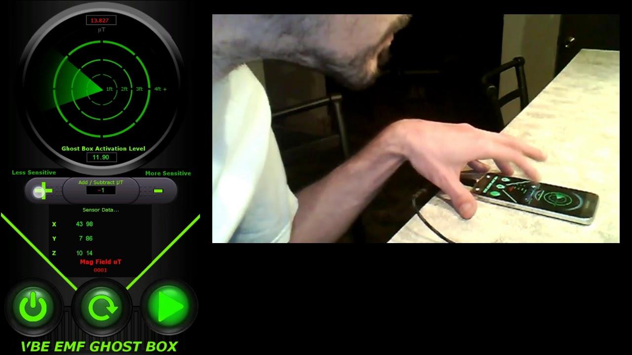 Vbe ghost box | VBE EMF GHOST BOX RADAR App Ranking and