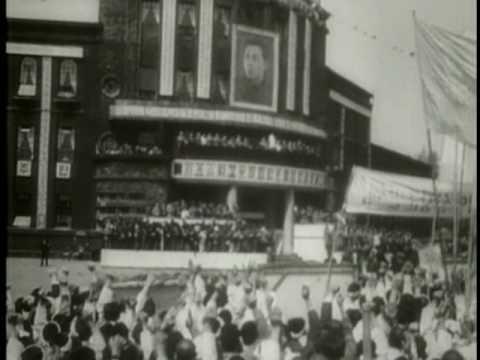Korean War 1950 to 1953 - Part 1 of 3