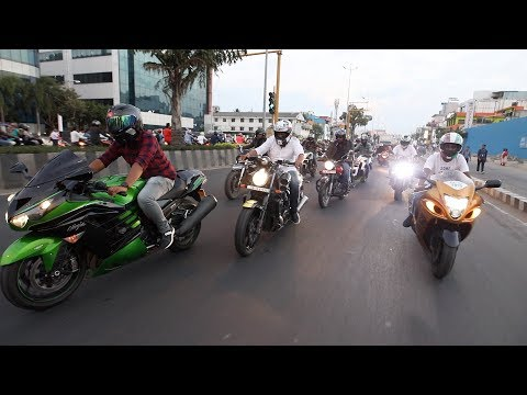 LOUD Chennai SUPERBIKES
