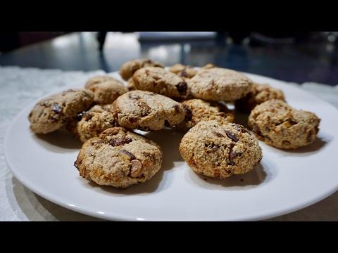 Choc Chip Caramel Cookies