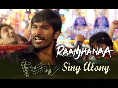 Raanjhanaa (Title Track)   Full Song with Lyrics