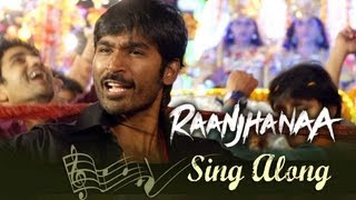 Raanjhanaa Title Track | Full Song with Lyrics