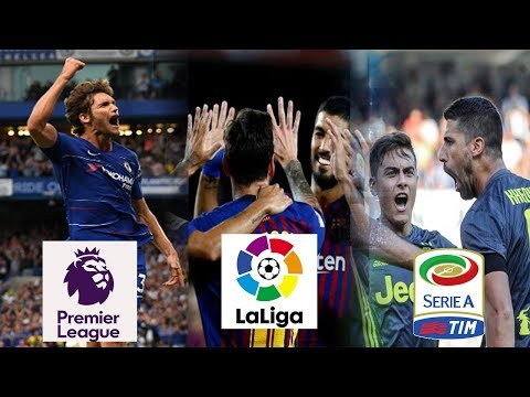 Highlights Real Madrid And Barcelona